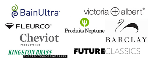 Tub Manufacturers - BainUltra, Victoria Albert, Fleurco, Barclay, Produits Neptune, Cheviot, Kingston Brass, Future Classics