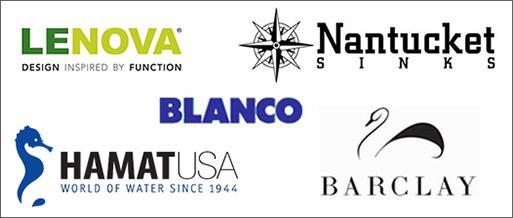 Sink Manufacturers - Lenova, Nantucket Sinks, Blanco, Hamat USA, Barclay